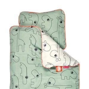 Pościel Contour Green, 70x100 cm
