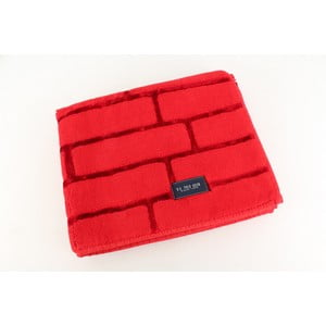 Dywanik łazienkowy US Polo Red Brick, 60x100 cm