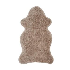Brązowa skóra ekologiczna Safavieh Tegan, 91x152 cm