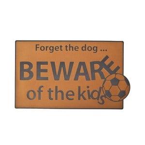 Wycieraczka Beware of the kids