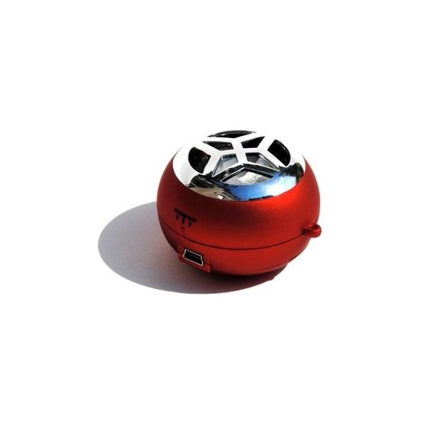 Głośnik hi-Bomb, czerwony