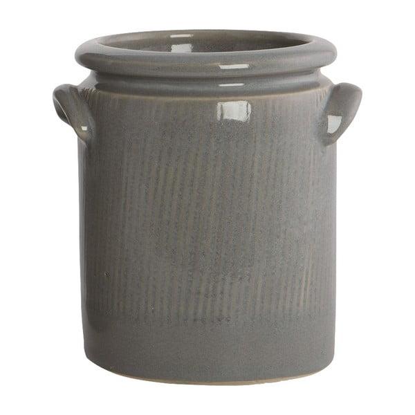 Doniczka Pottery Grey