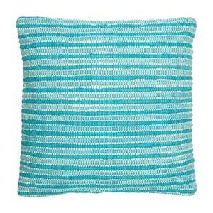Poduszka Cotton Aqua, 60x60 cm