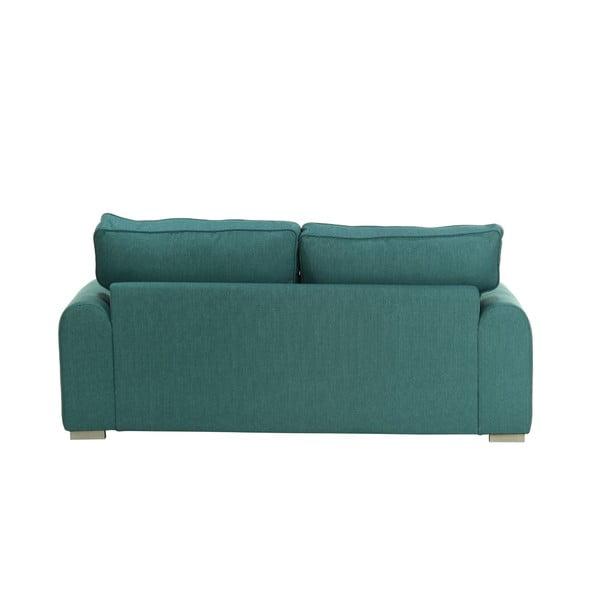 Jasnoniebieska   sofa dwuosobowa Wintech Pax Portland