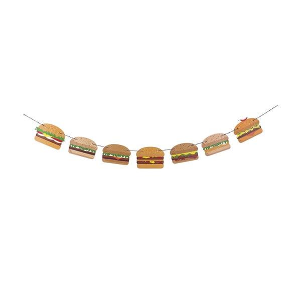 Dekoracja Yummy Burger