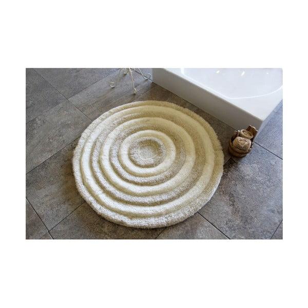 Dywanik łaziekowy Alessia, Ø 90 cm