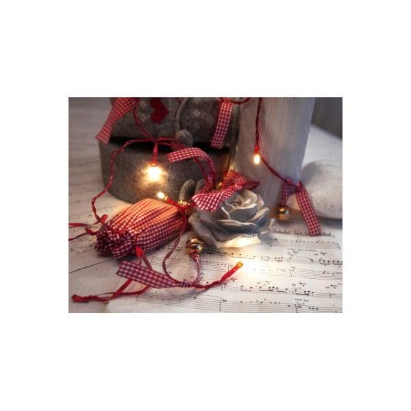 Girlanda świetlna Best Season Bells, 10 światełek
