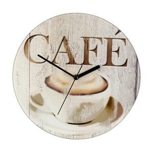 Zegar ścienny Wenko Coffee, 27 cm