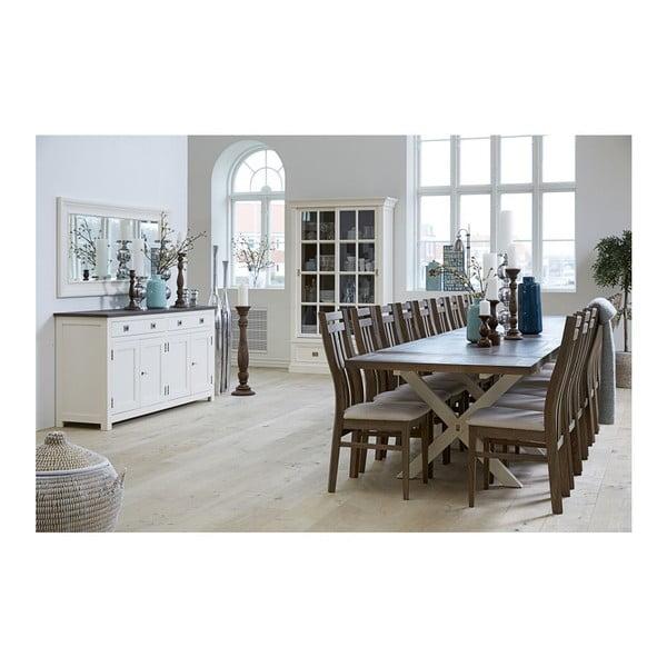 Rozkładany stół Skagen, 240x76x100 cm
