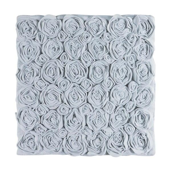 Dywanik łazienkowy Rose 60x60 cm, szary