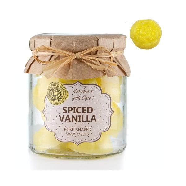 Zestaw 18 małych świeczek zapachowych Spiced Vanilla