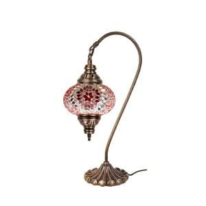 Szklana lampa Fishing XII, 17 cm
