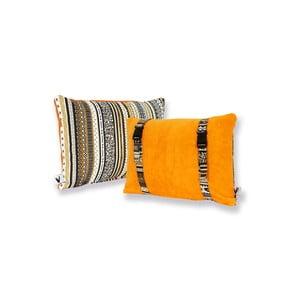 Wodoodporna dwustronna poduszka Dream Pillow Carrot Tribal