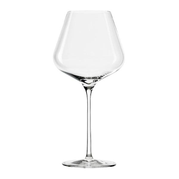 Zestaw 6 kieliszków Quatrophil Burgundy, 708 ml