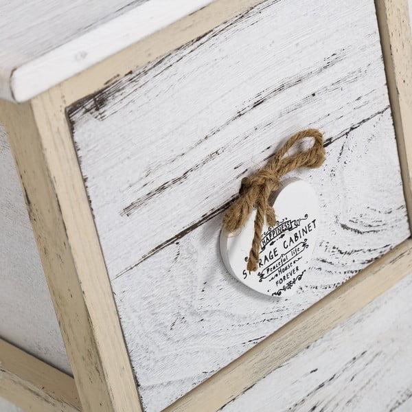 Komoda z szufladami Coeurs, 71x49 cm