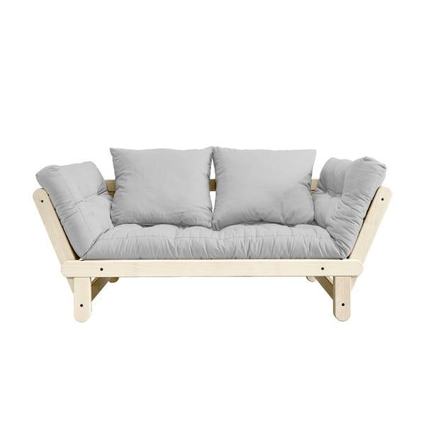 Sofa rozkładana Karup Design Beat Natural/Light Grey