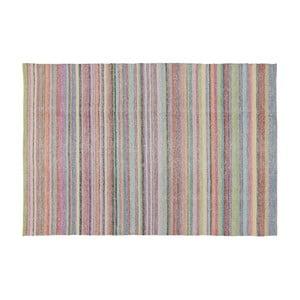 Wełniany dywan Snow Pastel, 140x200 cm
