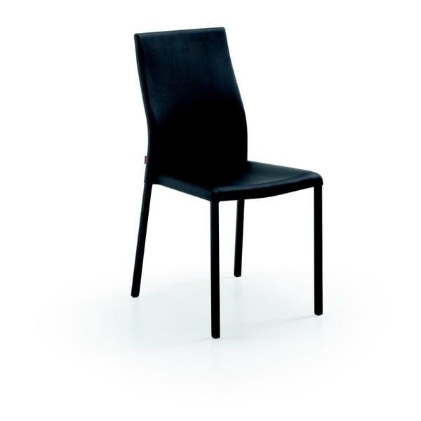 Krzesło Aura, czarne