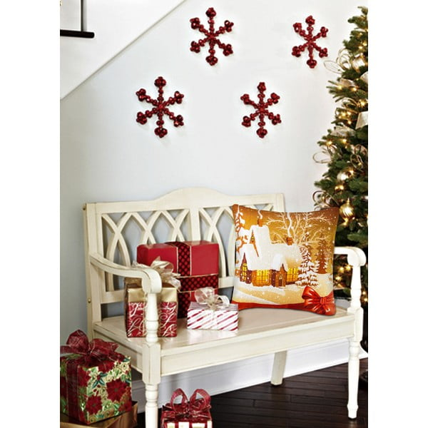 Poszewka Christmas V33, 45x45 cm