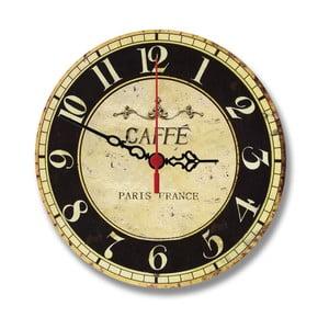 Zegar ścienny Café Paris, 30 cm