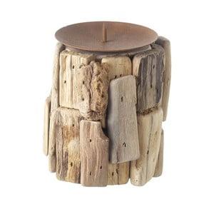 Drewniany świecznik Parlane Holder Arden, 120cm