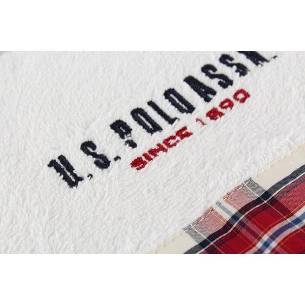 Komplet 2 ręczników U.S. Polo Assn. Salem White, 50x90 cm