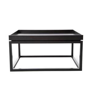 Czarny stolik NORR11 Tip