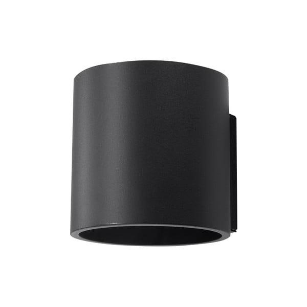 Czarny kinkiet Nice Lamps Roda 1