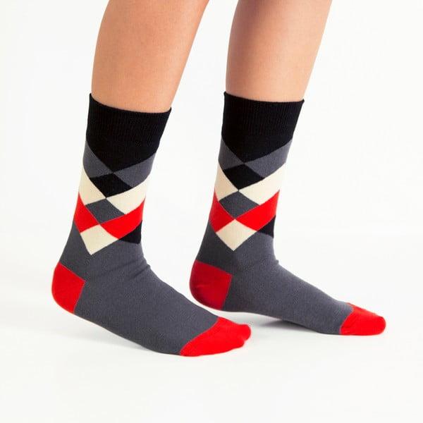 Podarunkowy zestaw skarpet Ballonet Socks Shady, rozmiar 36-40