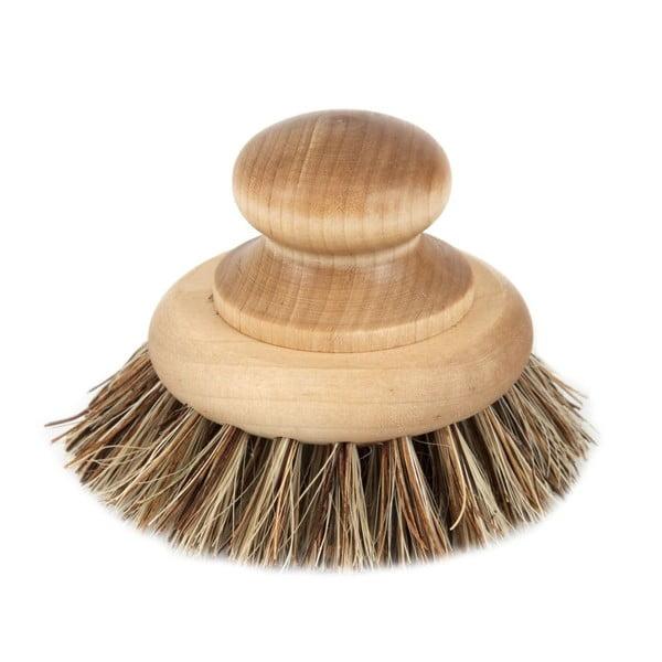 Naturalna szczotka do mycia patelni z włókien agawy Iris Hantverk