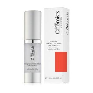 Przeciwzmarszczkowe serum pod oczy Skin Chemists,Wrinkle Killer Original Serum+, 15 ml