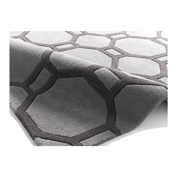 Dywan Hongkong Fade Grey, 120x170 cm