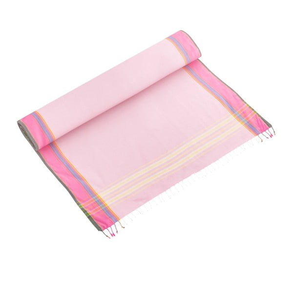 Ręcznik/pareo Nuray Pink, 100x178 cm