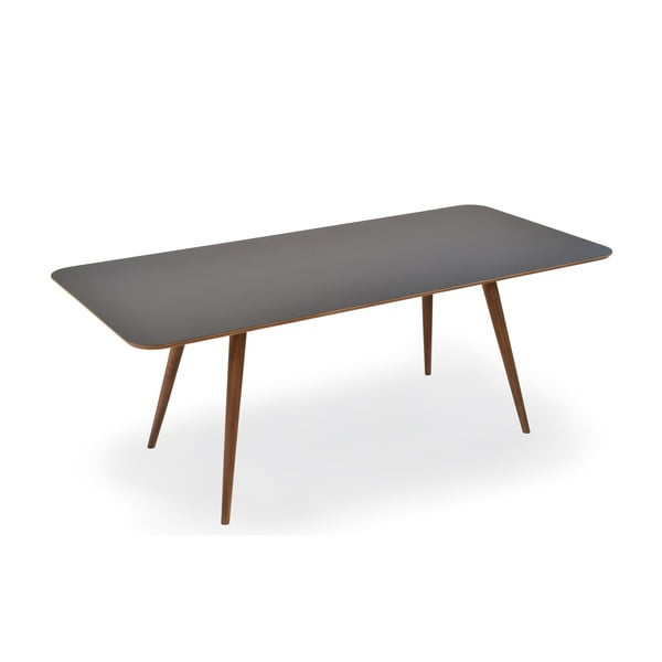 Stół dębowy Gazzda Linn, 140x90x75 cm