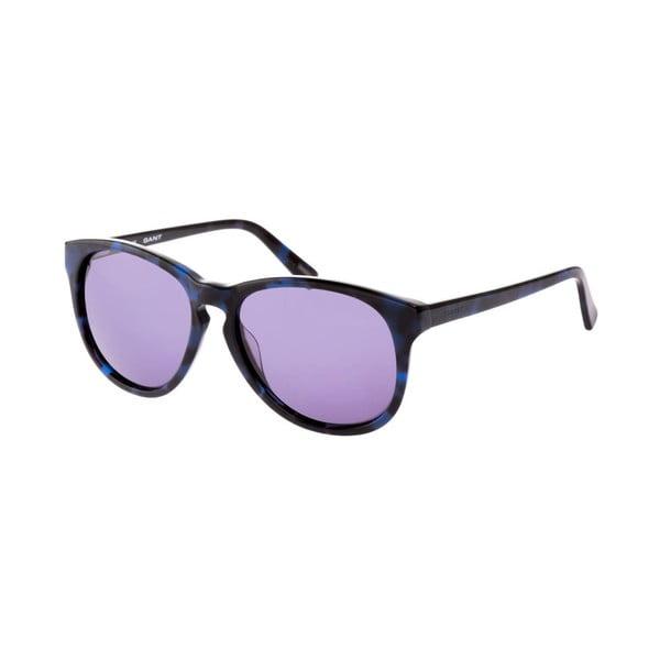 Damskie okulary przeciwsłoneczne GANT Kenne Black Blue