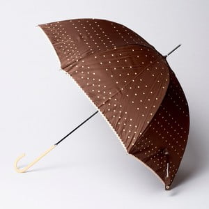 Parasol Alvarez Dots Brown