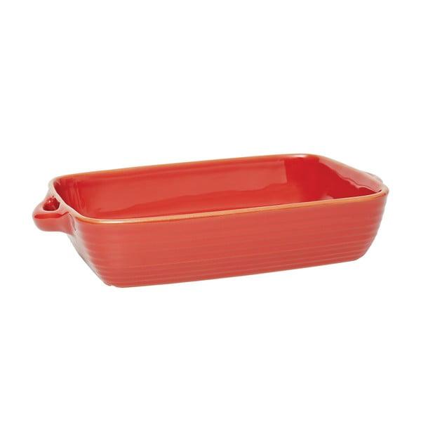 Czerwone naczynie do zapiekania z terakoty Jamie Oliver