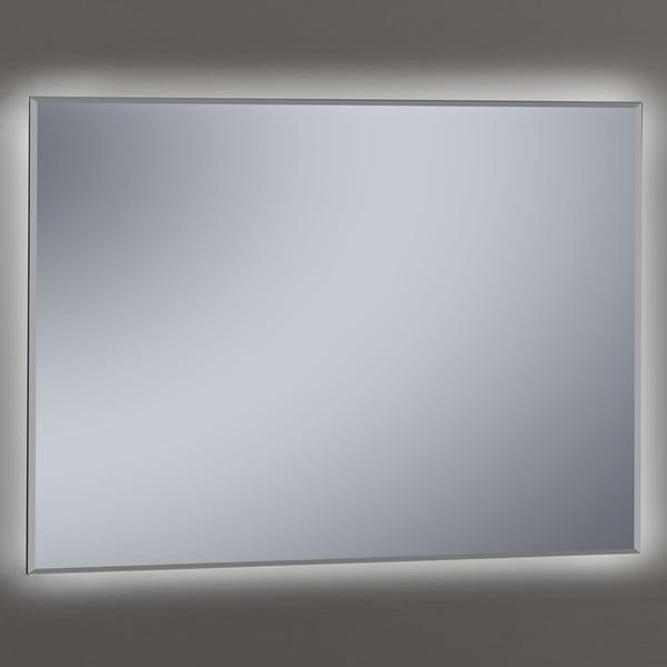 Lustro z oświetleniem LED Metro, 80x100 cm