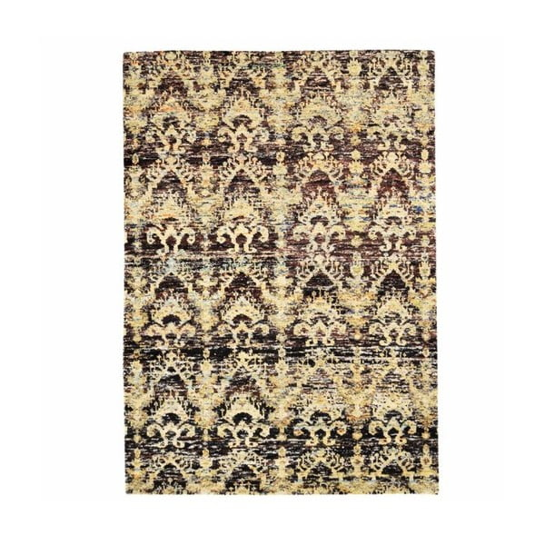 Ręcznie tkany dywan Ikat H4 Mix, 170x260 cm