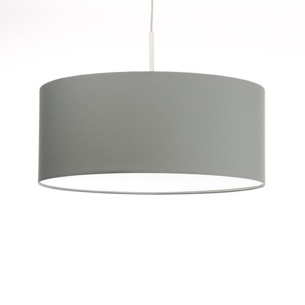 Jasnoniebieska lampa wisząca 4room Artist, zmienna długość, Ø 60 cm