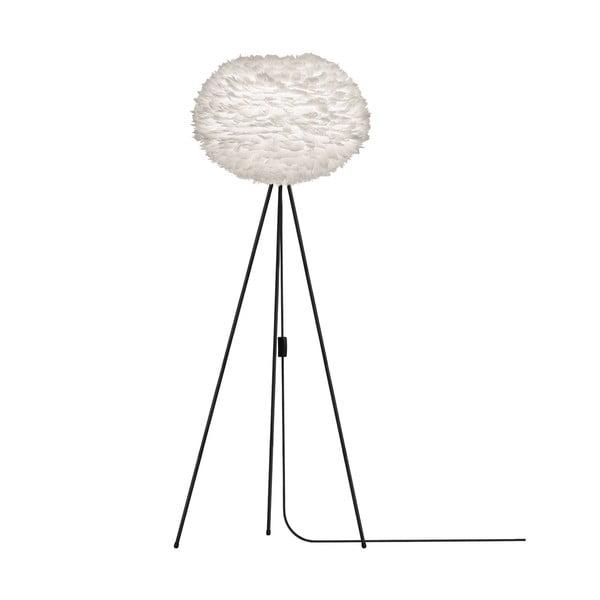 Biała lampa z gęsich piór VITA Copenhagen EOS, Ø40cm