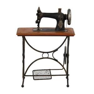Dekoracja imitująca maszynę do szycia Hammer