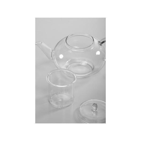 Szklany czajnik Mimosa, 800 ml