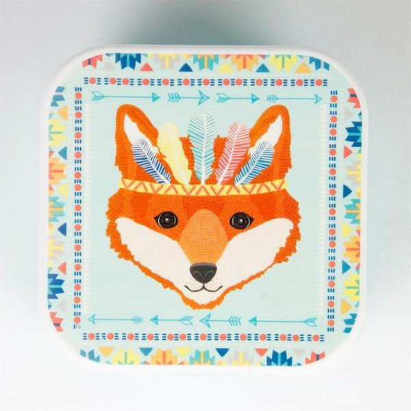 Słoik na drugie śniadanie Sass & Belle Fox Adventure