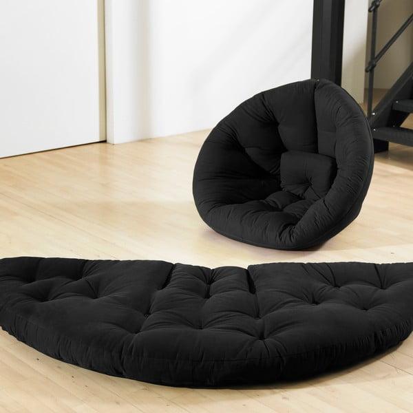 Fotel rozkładany Karup Nest Gray