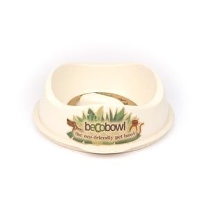 Miska dla psa/kota Beco Bowl 28,5 cm, naturalna