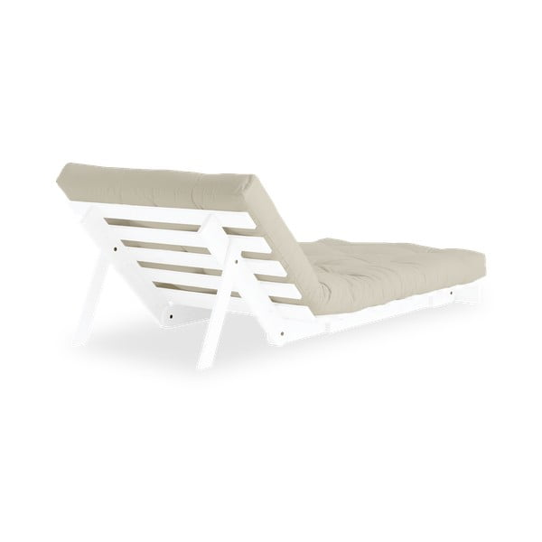 Fotel wielofunkcyjny Karup Design Roots White/Vision