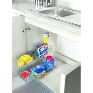 Dodatkowa dwupiętrowa półeczka kuchenna Limpio