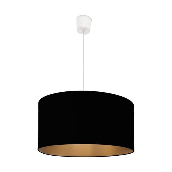 Lampa sufitowa Gold Inside One Black