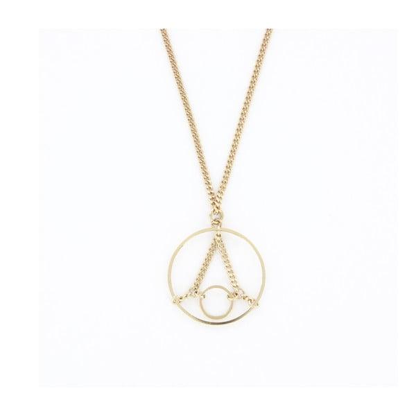 Naszyjnik Eiffel Chain Gold